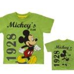 Polo Mickey Team Verde Limon1928